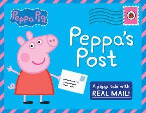 Peppa Pig's Christmas Post Blog Tour Giveaway