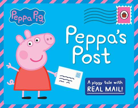 Peppa Pig's Christmas Post Blog Tour Giveaway