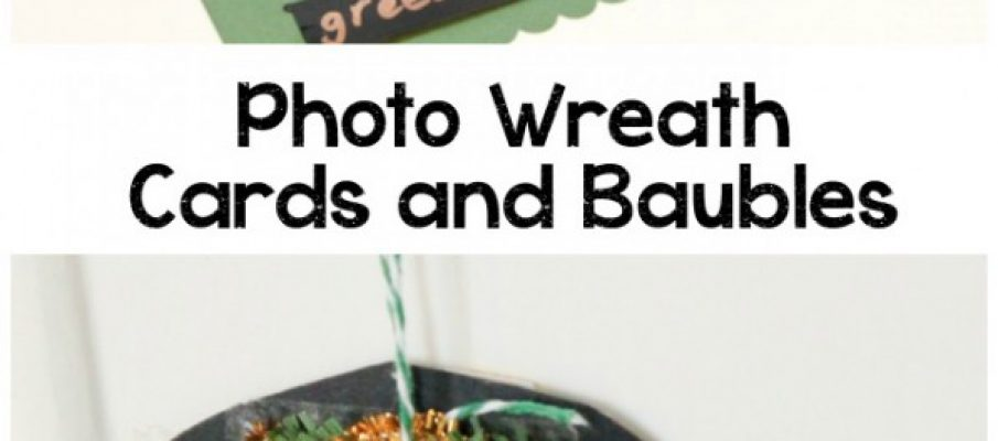 Photo-Wreath