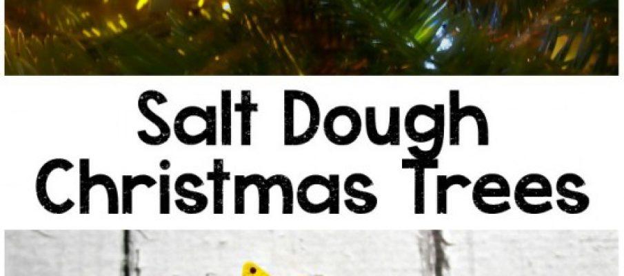 Saltdough-Christmas-trees