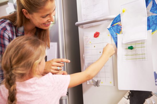 Fun Ways to Use Reward Charts with Your Kids
