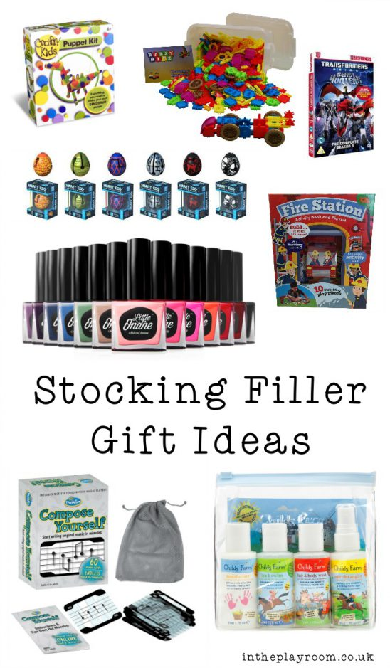 Last Minute Stocking Filler Ideas
