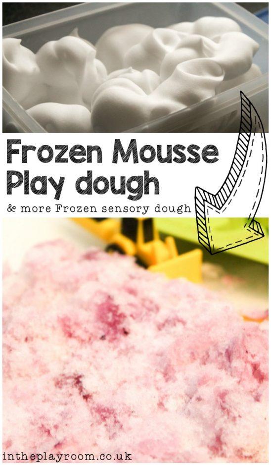 Frozen Mousse Dough