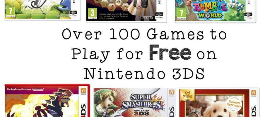Nintendo-Free-Games