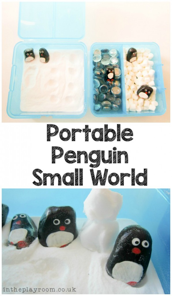 Portable Penguin Small World