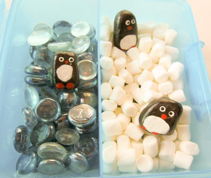 Penguin small world_