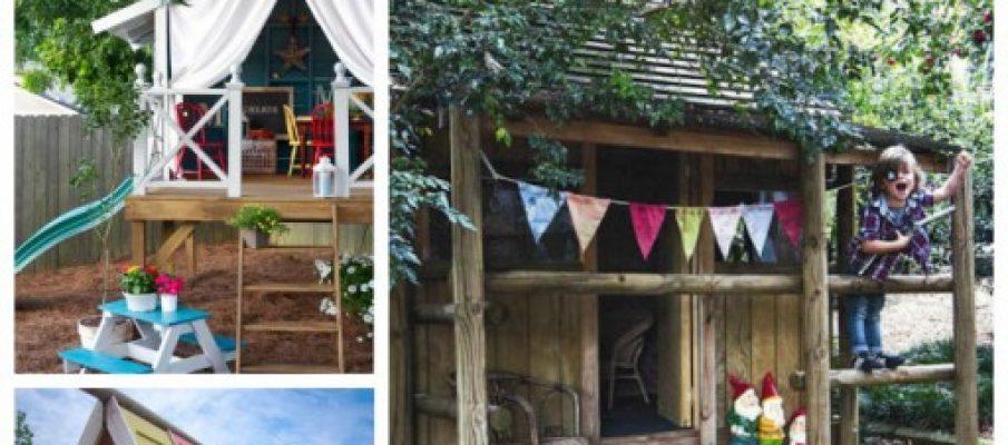 Playhouse-Treehouses