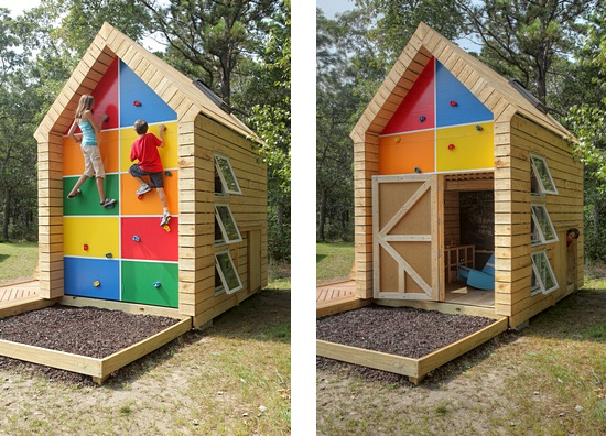 10 Amazing Playhouses and Tree Houses You'll Love - In The ...
