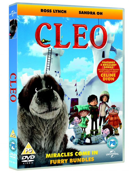 Cleo Printable Colouring Pages and Activity Sheets