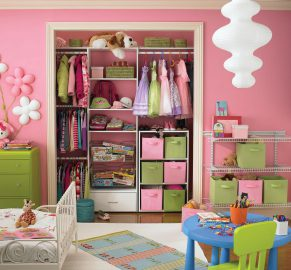 How to Organise Your Children's Closet So They Can Learn Independence
