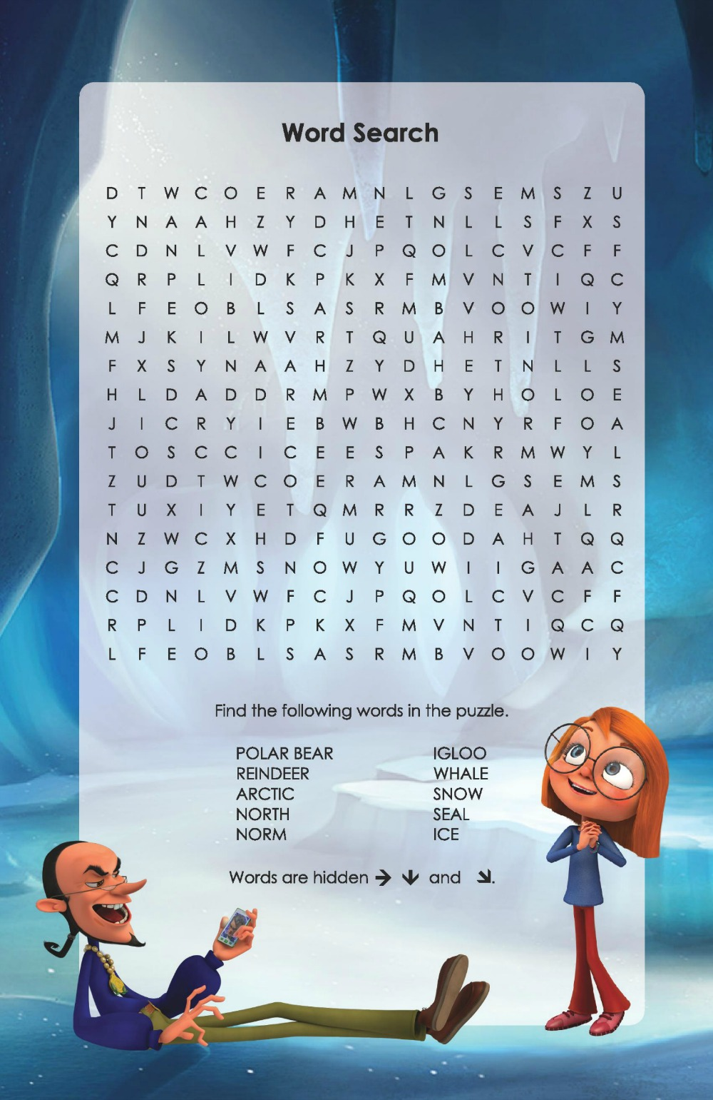 NormOfTheNorth-Wordsearch