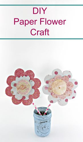 Papercraft Flowers