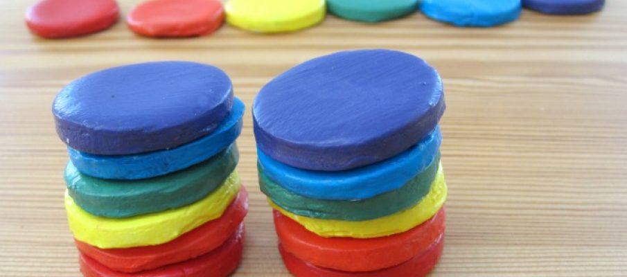 Toddler Rainbow stacker