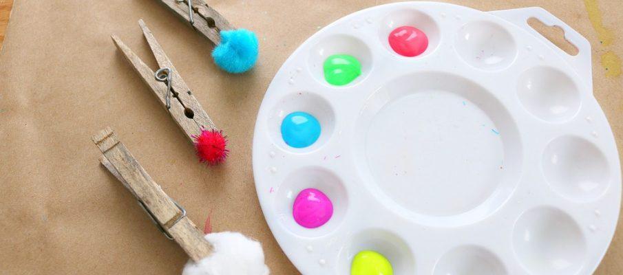 clothespin egg process 3