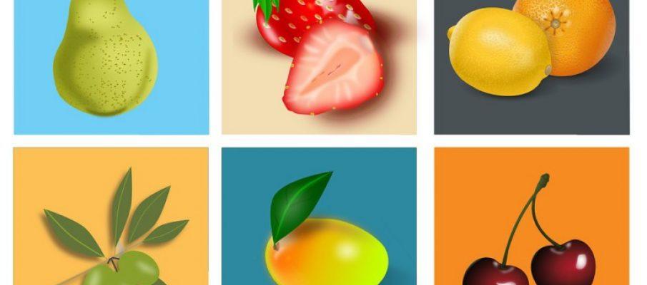 fruitsquares