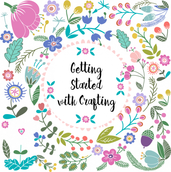 Tips to Fall in Love with Crafting, and a Suitcase of Memories Craft