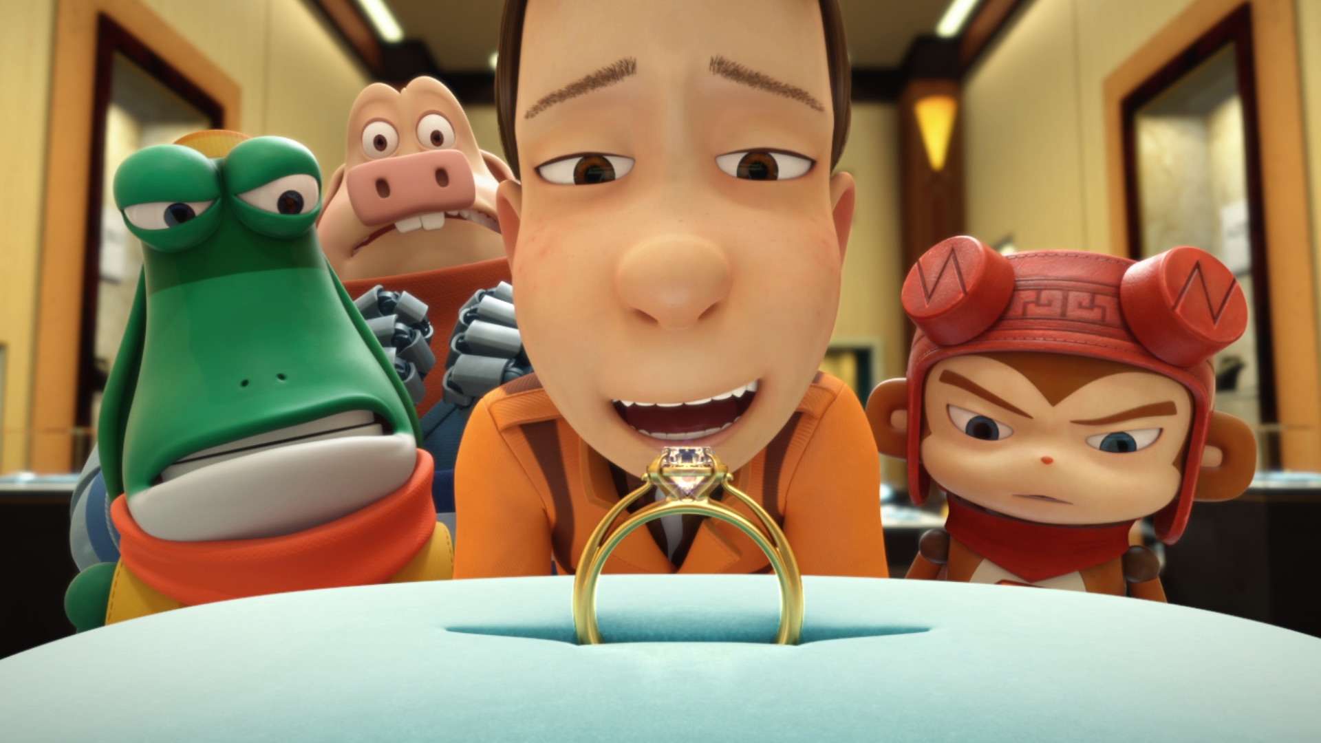Watch the Movie Bling for Free on Google Play, and Printable Activity Sheets