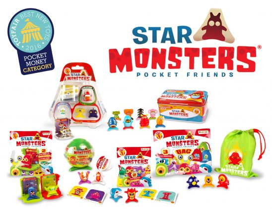 Star Monsters Review & Giveaway
