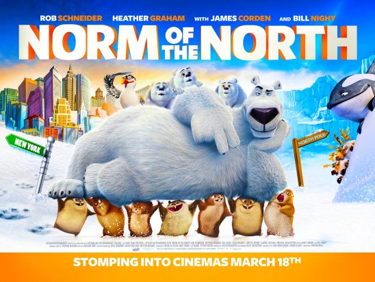 Norm of the North Printable Activity Sheets
