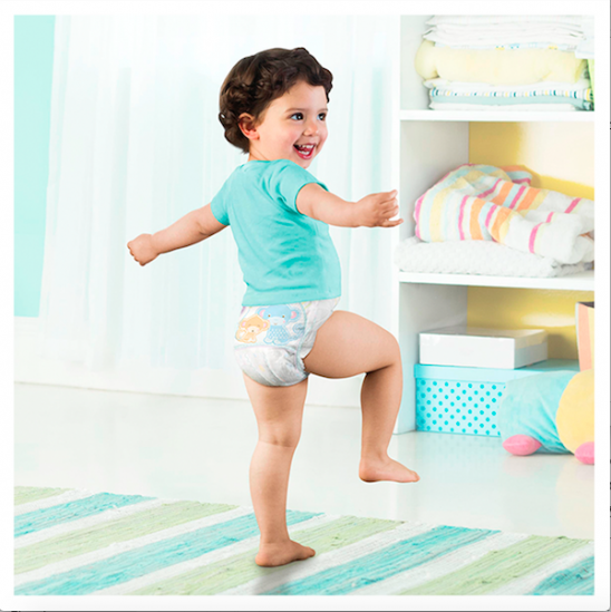 Pampers #BABYGROOVES Competition