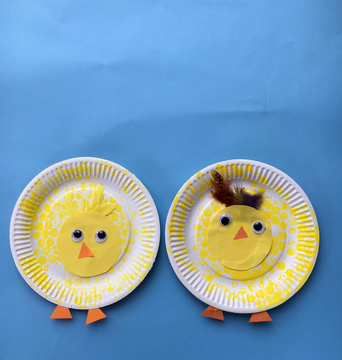 bubble wrap chicks 8