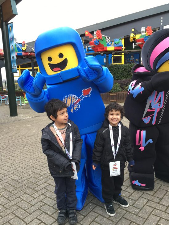 New 4D Adventure at Legoland Windsor