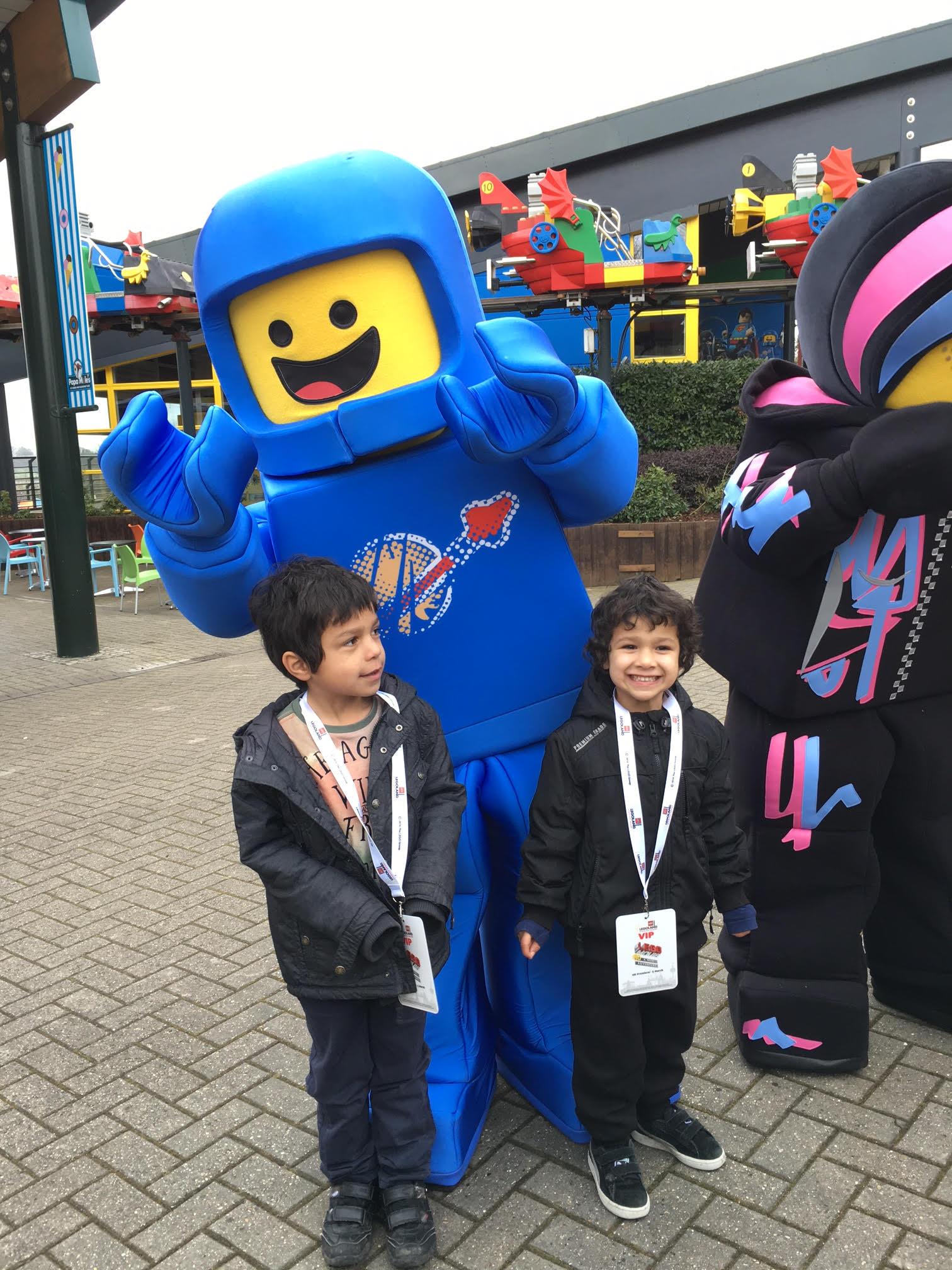 New 4D Adventure at Legoland Windsor