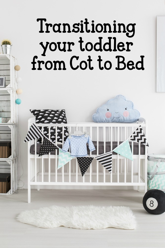 When is the Best Age to Move a Child from a Cot to Their Own Bed?