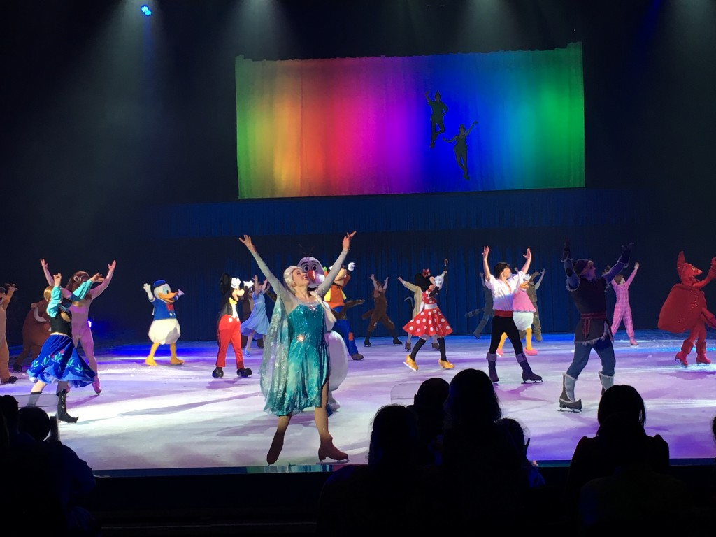 Disney on Ice Silver Anniversary Celebration Review