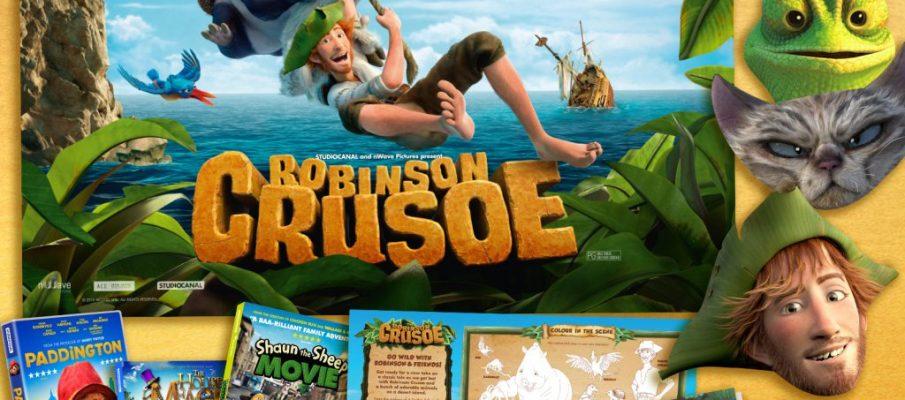 Robinson Crusoe Prize Image