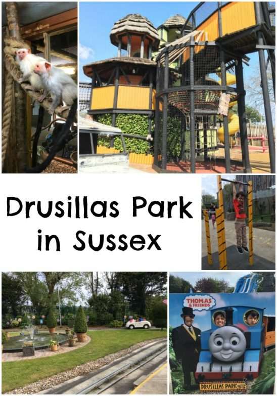 Our Day Out at Drusillas Park in Sussex