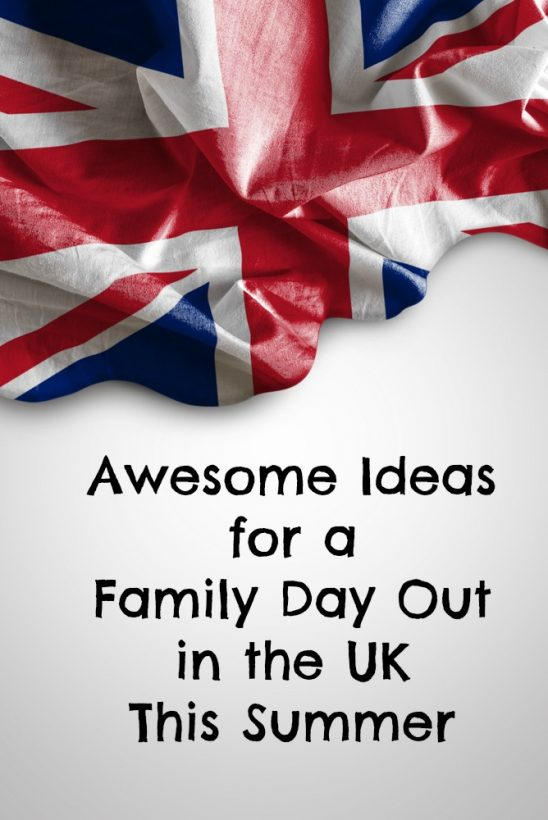 Awesome Ideas for a Family Day Out in the UK This Summer