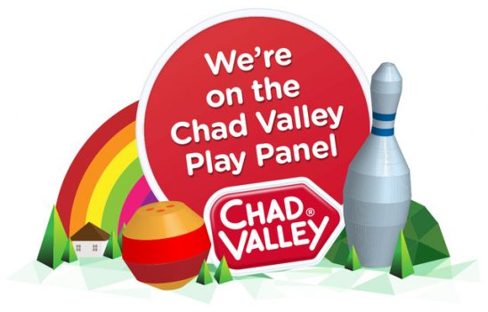 Win a £75 Argos Voucher with The Chad Valley Play Panel