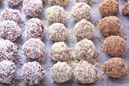 Walnut & Pecan Balls