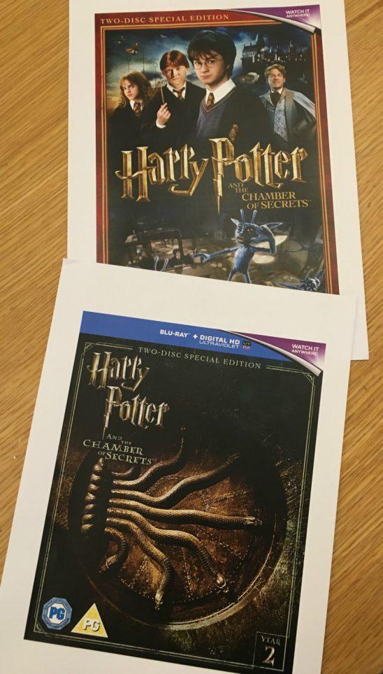 Harry Potter New Artwork Reveal