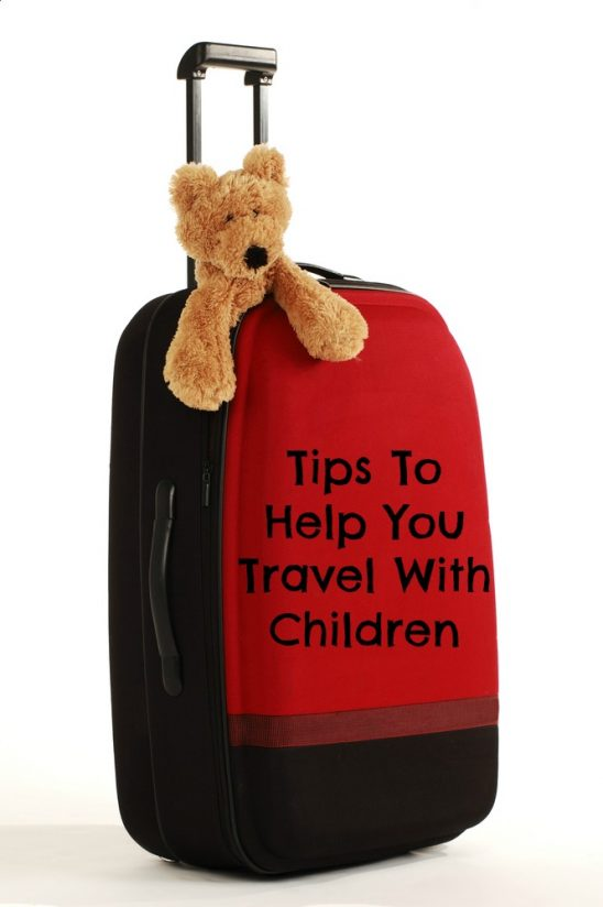Here Come The Holidays! – Tips To Help You Travel With Children