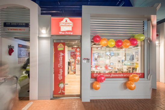 New Mission Deli Wraps at Kidzania London – and Win a Family Ticket to Kidzania