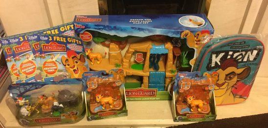 Disney The Lion Guard Toys Review