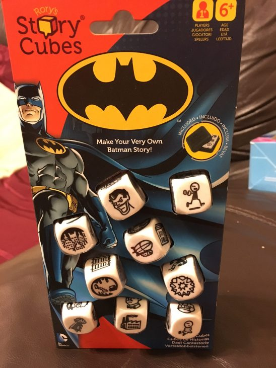 Rorys Story Cubes Batman Edition