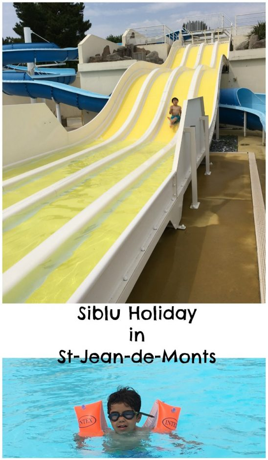 Our Siblu Holiday at Le Bois Dormant, St-Jean-De-Monts