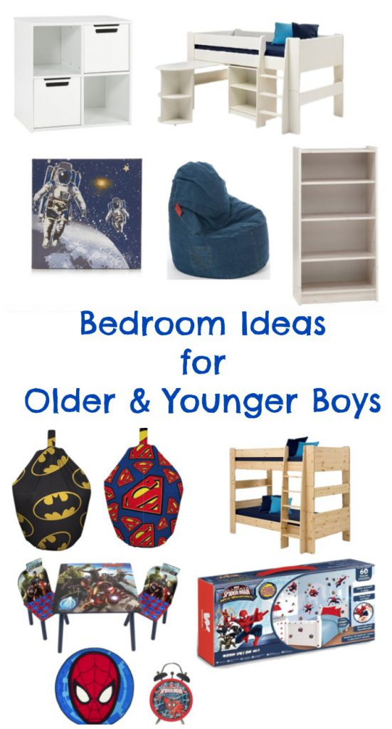 George Ultimate Kids Bedroom Makeover Challenge