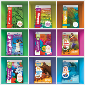 Win £50 worth of Letts books for Back to School