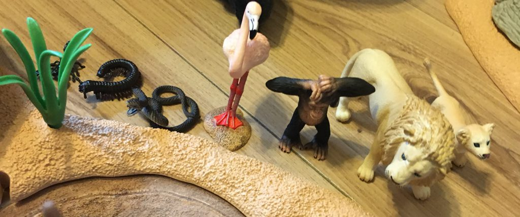 Schleich Wild Life Watering Hole Review In The Playroom