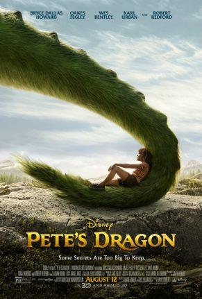Pete's Dragon Movie Review