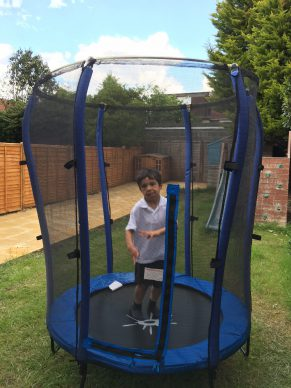 Outdoor Toys Trampoline Review