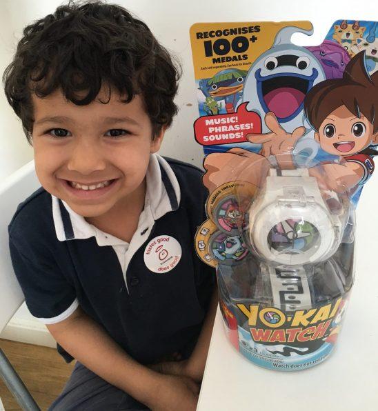 Yo-Kai Watch Toy from Hasbro