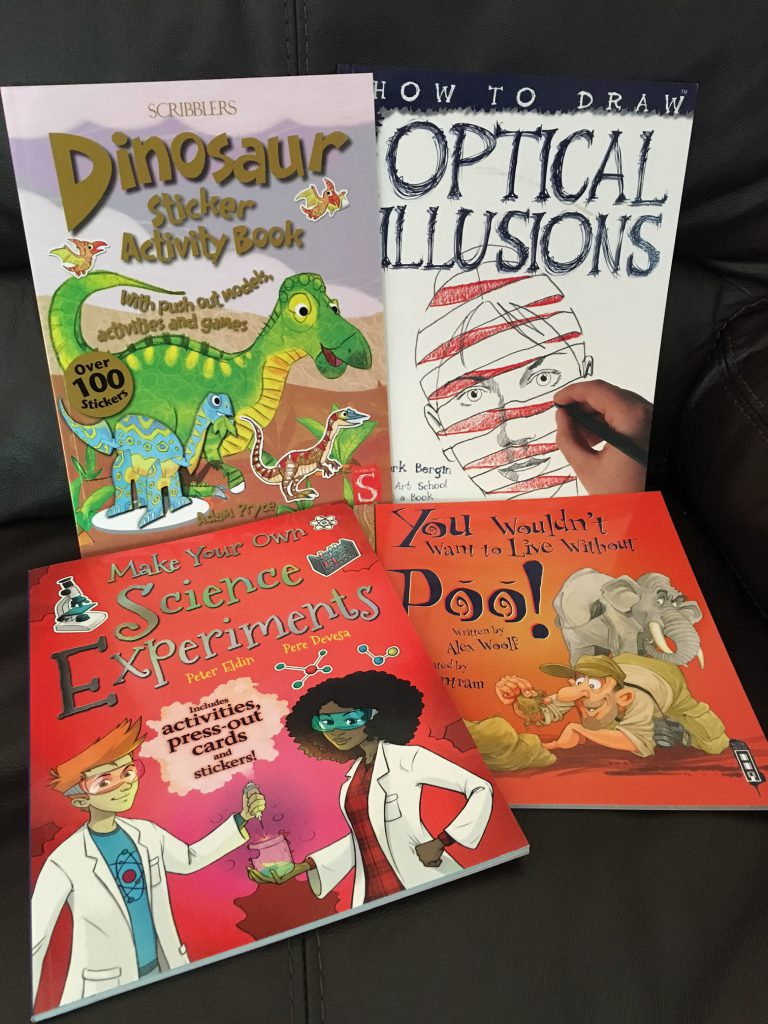 Kids Books from Salariya