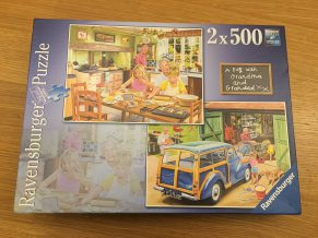 Ravensburger A Day with Grandma and Grandad Puzzles