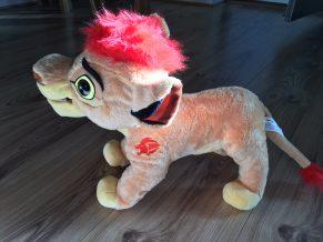 Lion Guard Leap and Roar Kion Review