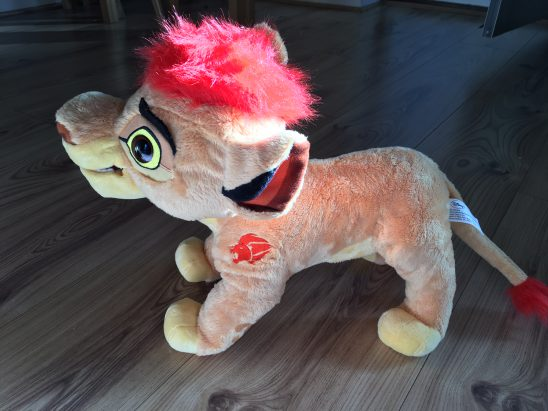 Lion Guard Leap and Roar Kion Review